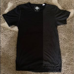 adidas James Harden Split Tee Size Large PADS